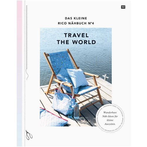 Das kleine Rico Nähbuch - Travel the world - Rico Design