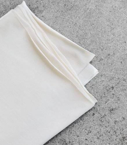 Bio Single Stretch Jersey - creamy white - Mind the Maker