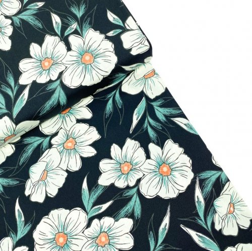 Baumwolle - Tinted Blooms - Luna & Laurel - Art Gallery Fabrics