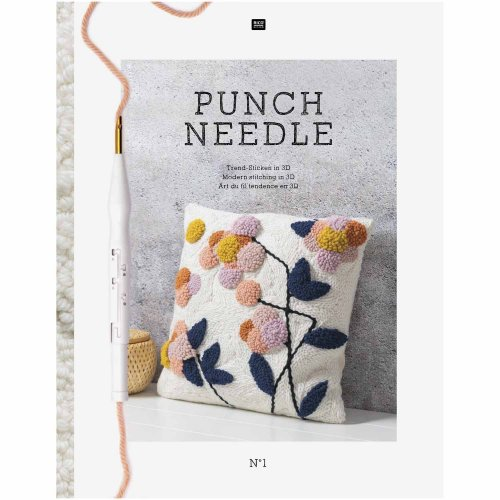 Punch Needle - Buch - Rico Design