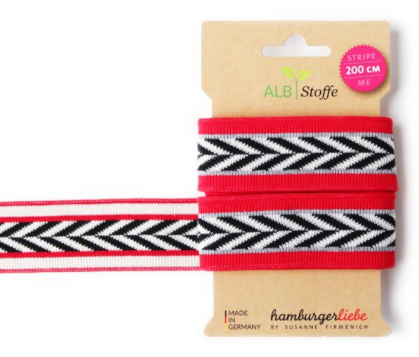 Bio Stripe Me - ICON Col. 38 - Glow - Hamburger Liebe