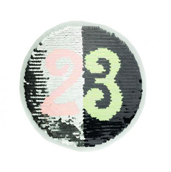 Applikation - Wendepailletten - Kreis 23 - Patches